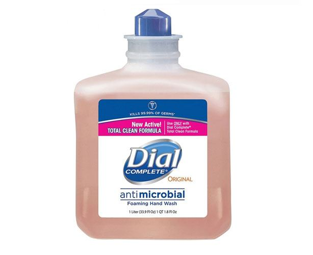 Dial Corporation Dial Antimicrobial Foaming Hand Soap Refill