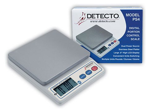 Digital Portion Control Scale PS-4