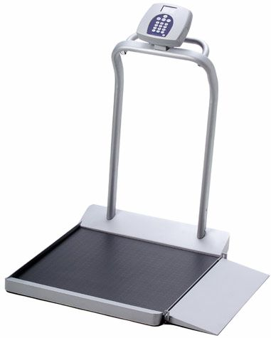 Health-O-Meter ProPlus Digital Wheelchair Ramp Scale