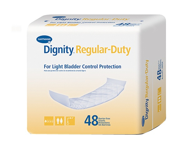 Hartmann USA Dignity Regular-Duty Absorbent Pads, 4