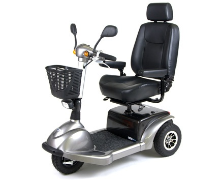 Drive Medical Prowler 3-Wheel Mobility Scooter