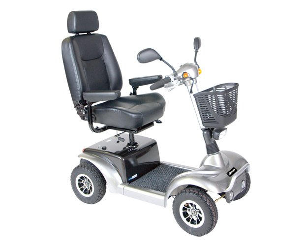 Drive Medical Prowler 4-Wheel Mobility Scooter