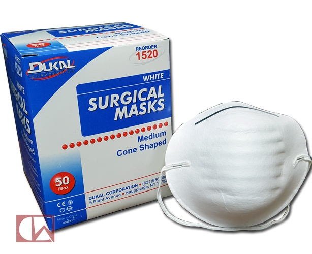 Dukal Dukal Molded Face Masks