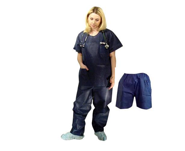 Dukal Dukal Disposable Scrub Shorts