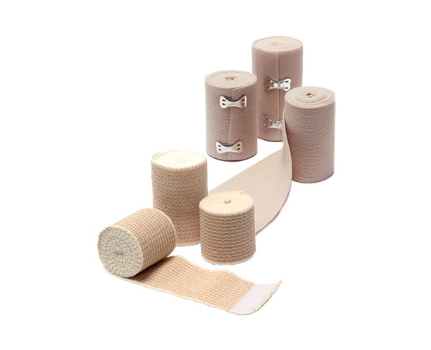 PRO ADVANTAGE Pro Advantage Elastic Bandages with Clips