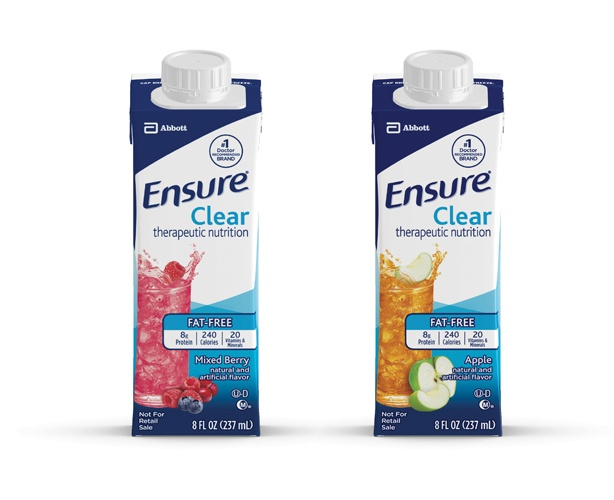 ABBOTT NUTRITION Ensure Clear Liquid Drink (Formerly Enlive)