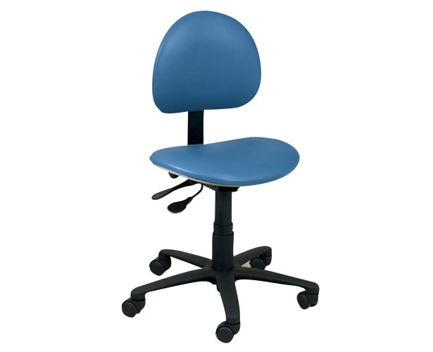 Clinton Industries Ergonomic Designed Task Chair with Backrest