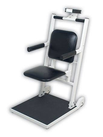 Detecto Scales 6876 Flip Seat Bariatric Chair Scale