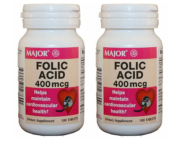 Major Folic Acid