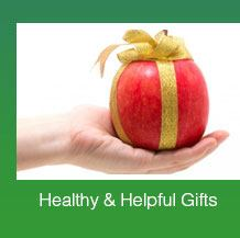 Healthy & Helpful Gifts
