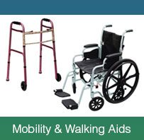 Mobility, Walkers, Wheelchairs, Canes