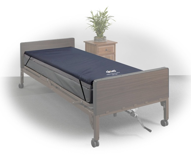 Drive Medical Gel Overlay Mattress Topper