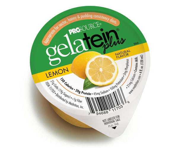 Gelatein Plus High Protein & Calorie Gelatin Dessert