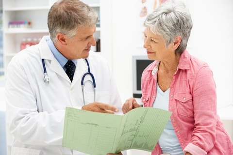 Healthcare Recommendations in YOur 70s and Older