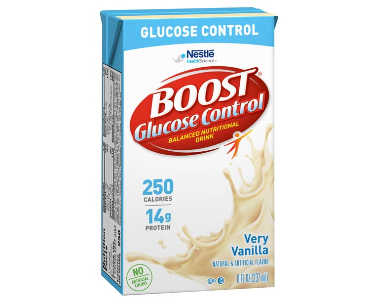 Nestle Nutrition Boost Glucose Control