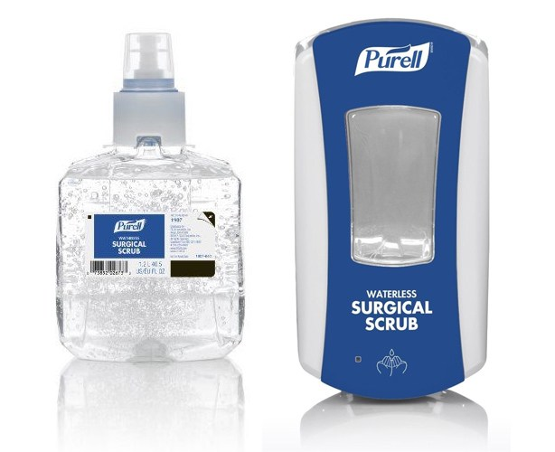 Gojo Purell Waterless Surgical Scrub