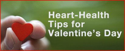 Heart Health Tips for Valentine's Day