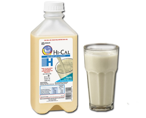 Hi-Cal High-Calorie Oral Supplement