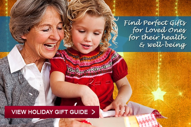 Holiday Gift Guide for Healthy & Helpful Gifts