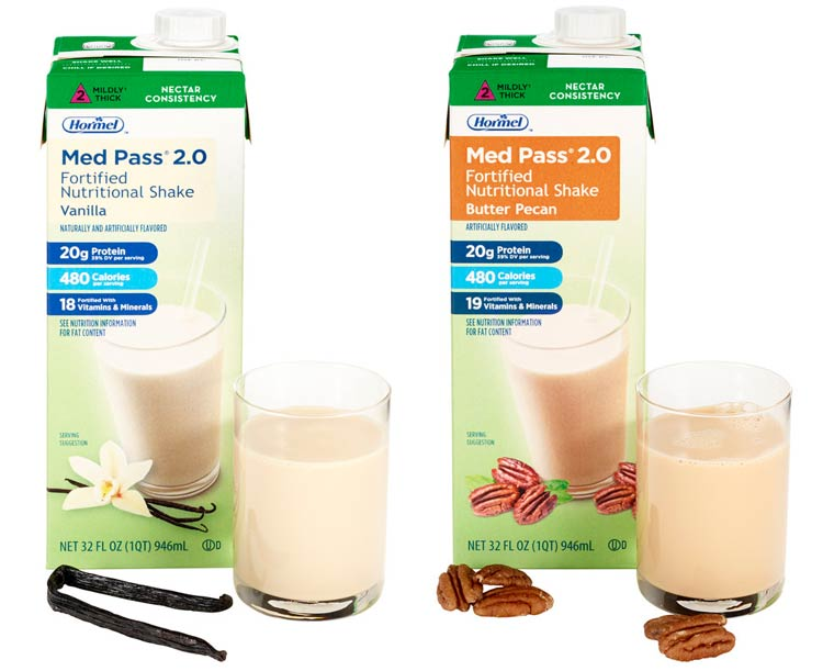 Hormel Cancer Nutrition Med Pass 2.0 Fortified Nutritional Shake