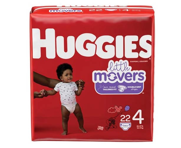 Huggies Huggies Little Movers Diapers