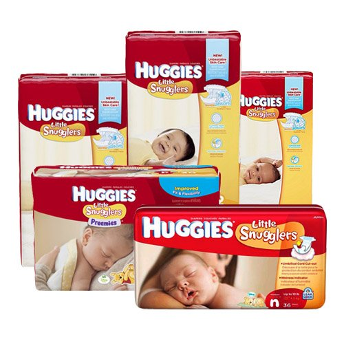 Huggies Huggies Little Snugglers Diapers