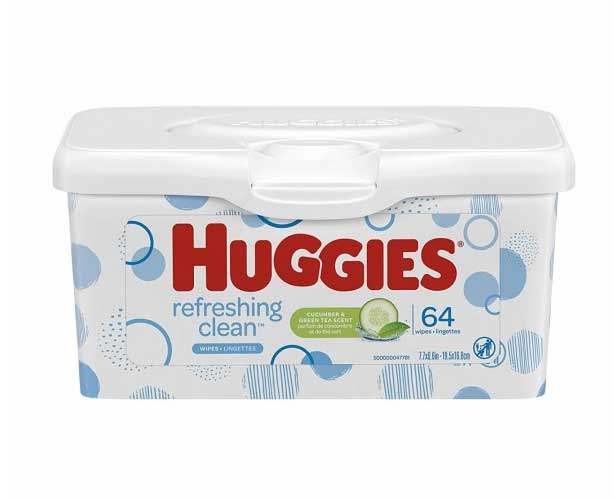 Huggies Huggies One and Done Baby Wipes