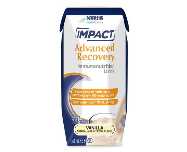 Impact Advanced Recovery, 6 oz