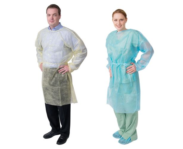 Dynarex Pro-Advantage Isolation Gowns