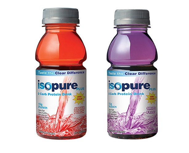 Isopure Plus 0 Carb