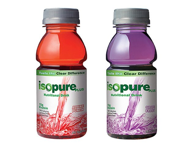 Isopure Plus Nutritional Drink
