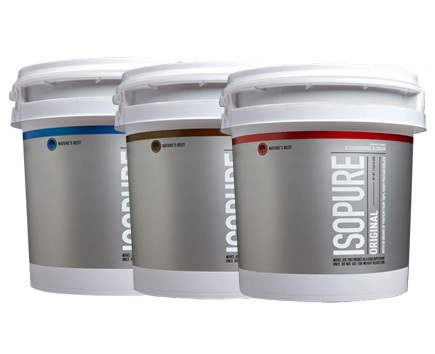 Isopure Powder Tub
