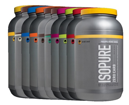 Isopure Powder Zero Carb