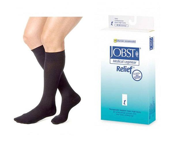 JOBST Compression Socks - Relief