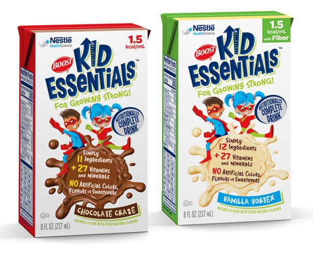 Nestle Nutrition Boost Kid Essentials 1.5 Cal