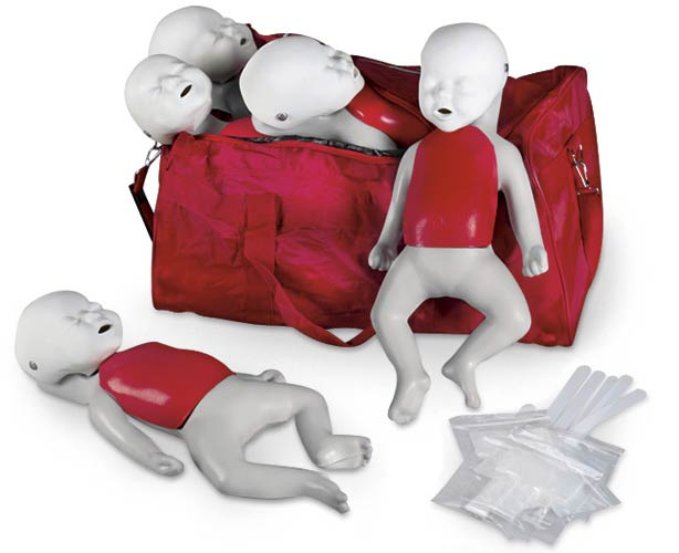 Anatomical World Wide Life/Form Baby Buddy CPR Manikin 5-Pack