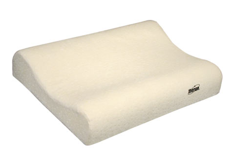 Therion Magnetic Memory Foam Contour Pillow