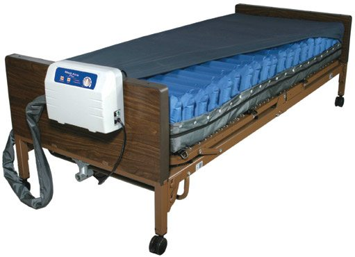 Drive Medical Med Aire Low Air Loss Mattress System