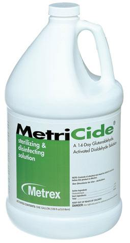 Metrex MetriCide Sterilizing and Disinfecting Solution