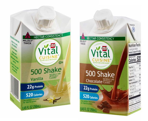 Hormel Cancer Nutrition Mighty Shakes II