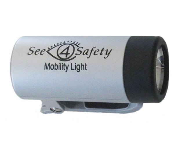 Mabis DMI See-4-Safety Mobility Light
