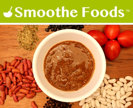 Smoothe Foods Smoothe Foods Puree - Three Bean Chili