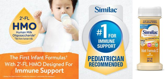 Similac Pro-Sensitive Infant Formula