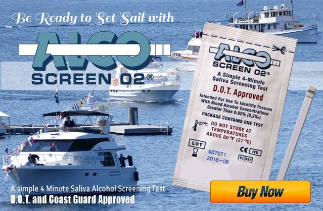 Alco-Screen 02 Alcohol Test Strips
