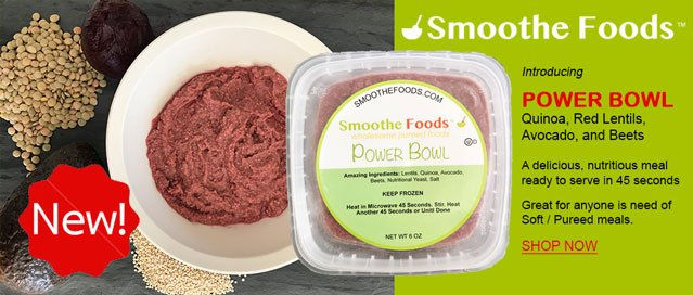 Smoothe Foods Pureed Meals - Power Bowl (New)