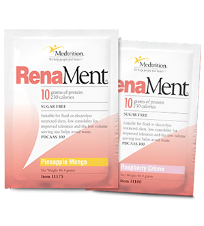 RenaMent Drink Mix for Dialysis