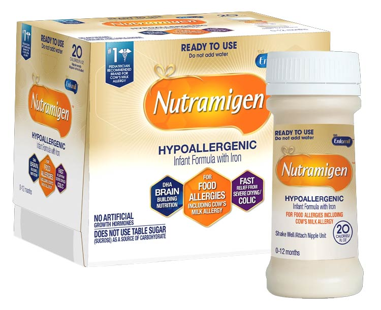 Nutramigen Nursette Bottles (2oz)