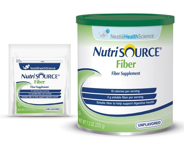 Nestle Nutrisource Fiber Powder