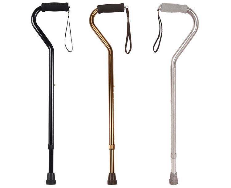 Offset Handle Cane