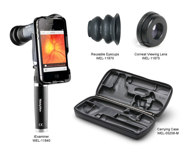 PanOptic Ophthalmoscope Accessories